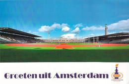 Netherlands Modern Postcard From Olympisch Stadiom In Amsterdam - Mint (G132-48) - Giochi Olimpici