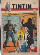 TINTIN N°7  1949 - Tintin