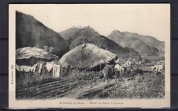 Route From Seoul To Gensan Around 1910 A RARE CARD (284) - Corea Del Sur