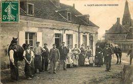 France - Saint-Amand-Longpré - Saint-Amand-de-Vendôme  - Chez Le Maréchal)Ferrand - Saint Amand Longpre