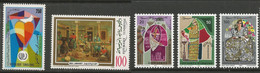 Tunisie 126 - 1985 N°1038 à 1042 - Tunisia