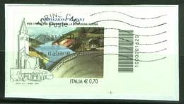 ITALIA - Vaiont 2014 Su Frammento - 2011-...: Used
