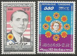 Tunisie 129 - 1985 N°1052/1053 - Tunisia