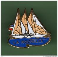 VOILIER *** LA ROCHELLE *** 2111 - Barche