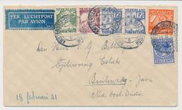 Em. Kind 1930 - Amsterdam - Buitenzorg Nederlands Indie - Ohne Zuordnung