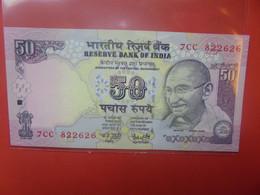 INDE 50 RUPEES Peu Circuler/Neuf (B.23) - Indien