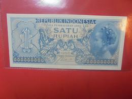 INDONESIE 1 RUPIAH Peu Circuler/Neuf (B.23) - Indonesien
