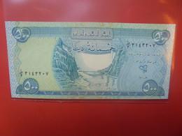 IRAQ 500 DINARS Peu Circuler/Neuf (B.23) - Irak
