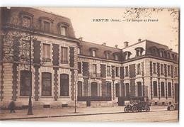CPA 93 Pantin La Banque De France - Pantin