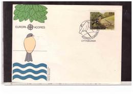 FDC7513  -  P.DELGADA  5.5.1986  /   FDC  ACORES EUROPA CEPT1986  -  MICHEL Nr.   376 - 1986
