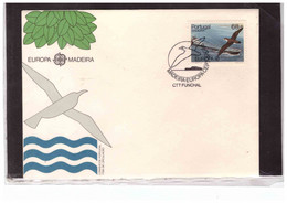 FDC7514  -  FUNCHAL   5.5.1986  /   FDC  MADEIRA EUROPA CEPT1986  -  MICHEL Nr.  106 - 1986