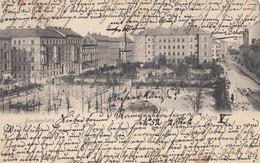 AK - Wien V - Bacherplatz - 1903 - Other