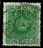 S. Tomé, 1870/7, # 6a Dent. 13 1/2, Used - St. Thomas & Prince