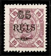 Moçambique, 1903, # 77 Dent. 11 3/4, MH - Mosambik