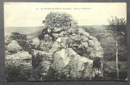 CPA 29 LA ROCHE MAURICE ( Près LANDERNEAU ) - Rochers De Bot-Loïs - FT 29 - Ref. J 137 - Landerneau