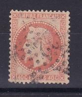 D187 / NAPOLEON N° 31  OBL COTE 25€ - 1863-1870 Napoleon III With Laurels