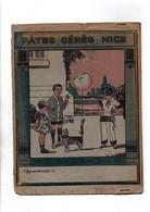 Protège-cahiers Pâtes Cérès Nice Avec Table De Multiplication Au Verso- Format : 24x18cm - Omslagen Van Boeken