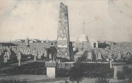 """Cartolina - Postcard /non Viaggiata - Unsent / Cimitero Militare Italiano - """" Mossa """" Gorizia -  Monumento Per Ignoti - War Cemeteries"""