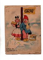 Protège-cahiers GRAF Avec Table De Multiplication Auverso- Format : 24x18cm - Omslagen Van Boeken