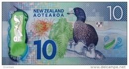 NEW ZEALAND P. 192 10 D 2015 UNC - New Zealand