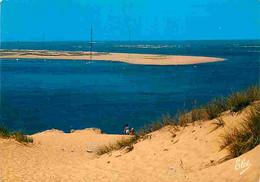 33 - Dune Du Pyla - Banc D'Arguin - Flamme Postale - Bassin D'Arcachon - CPM - Voir Scans Recto-Verso - Other Municipalities