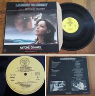 "RARE French LP BOF OST 33t RPM (12"") ""LA MORT EN DIRECT"" (Romy Schneider P/s, 1980) - Soundtracks, Film Music"