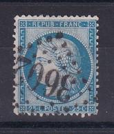 D189 / CERES N° 60B OBL COTE 50€ - 1871-1875 Ceres