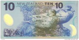 NEW ZEALAND P. 186a 10 D 2002 UNC - New Zealand