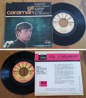 "RARE French EP 45t RPM BIEM (7"") GIL CAMARAN (11/1964) - Collector's Editions"