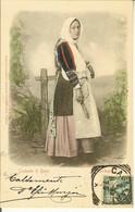 CP Costume Di BONO Cachet CAGLIARI . - Sassari