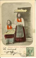 CP Costume Di ARITZO + Cachet CAGLIARI . - Nuoro