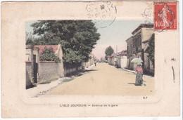 L'Isle Jourdain, Avenue De La Gare - Altri Comuni