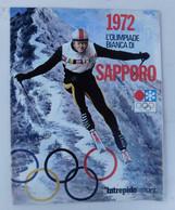 1972 OLIMPIADE BIANCA  DI SAPPORO  -  Supplemento All'Intrepido Sport - Books