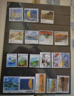 STAMPS GREECE  70 Different Used 2011-2013 - Used Stamps