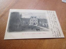 Les Ruines Du Chateau Du Biez A Wiers - Péruwelz
