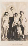 Familie Strohschneider Artistes De Cirque.  Scan - Cirque