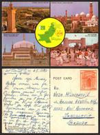 Pakistan Mosque Dance Costume Nice Stamp #33269 - Pakistan