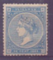Antilles Espagnoles  N° 27 Lavé - Antilles
