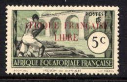 AEF  - 95** - REGION DU MAYUMBE / AFRIQUE FRANCAISE LIBRE - Ungebraucht