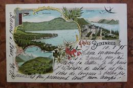 GRUSS AUS BECKENRIED - AR Appenzell Outer-Rhodes