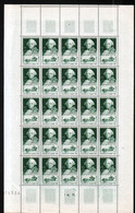 FRANCE 1949 Feuille N° Y & T 828  Complète, Neuf** - MNH - - Neufs