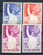 VIETNAM  DU  SUD ( POSTE ) : Y&T  N°  161/164  TIMBRES  NEUFS  SANS  TRACE  DE  CHARNIERE . A  SAISIR . - Vietnam
