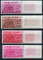 VIETNAM  DU  SUD ( POSTE ) : Y&T  N°  153/156  TIMBRES  NEUFS  SANS  TRACE  DE  CHARNIERE . A  SAISIR . - Vietnam