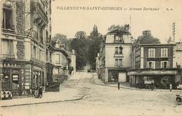 VILLENEUVE SAINT GEORGES Avenue  Berteaux - Villeneuve Saint Georges