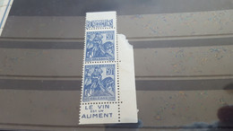LOT546398 TIMBRE DE FRANCE NEUF** LUXE N°257A - Unused Stamps