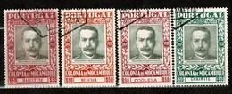 Moçambique, 1930/1, # 263/6, Used - Mosambik