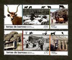Portugal 2021 , Terras De Barroso - Satz - Postfrisch / MNH / (**) - Unused Stamps