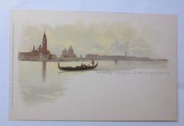 Italien, Venedig, S.Giorgio U. S. Maria Della Salute   1899, M&B ♥  - Non Classificati