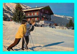 A769 / 215 Suisse Hotel Chamossaire Anzere / Ayent - VS Valais
