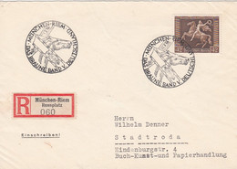 Deutsches Reich R Brief 1938 Gepruft - Storia Postale